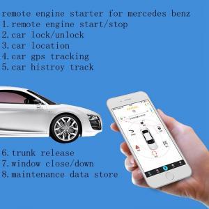 Mercedes starter 24v popular mercedes starter 24v for Mercedes benz remote start app