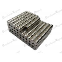 N35 To N50 Neodymium Rare Earth Magnets N Pole Marked Dia 10 X 5 Mm Thickness