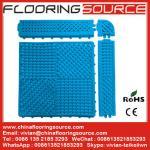 Buy cheap PVC Tile Mat for Swimming Pool mat  Locker Room mat bathroom mat washroom mat product