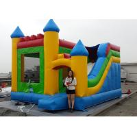 Buy cheap Kids Slide Inflatable Jumping Castle from Wholesalers