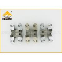 Buy cheap Indoor Use 180 Degree Concealed Hinges For Wood Door , 116*27.8*41mm product