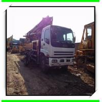 Buy cheap second-hand concrete pump 2004 Putzmeister truck pump 36m  used germany putzmeister pump for sale product