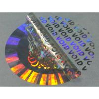 Buy cheap hologram label product
