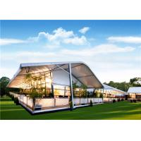 1000 Seater Clearspan Big Event Tents Modular Flexible Design 25m x 60m / 20m x 60m / 30m x 40m