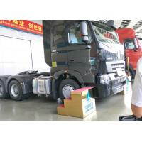 Buy cheap Professional 6x4 Prime Mover Truck Left Hand Drive Type Manual Transmission product