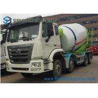 Buy cheap 8*4 coloful Meter Concrete Mixer Truck 16 Cubic SINO product