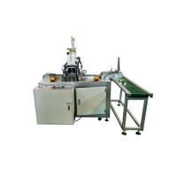 Buy cheap Automatic Earloop Welding Machine For Disposable Face Mask Making from wholesalers
