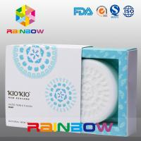 Buy cheap Paper Box Packaging For Soap Packaging / Customized  Soap Box With Clear Window product