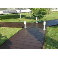 Buy cheap Hollow Wood Plastic Composite Products Corrosion Resistance Eco - Friendly product