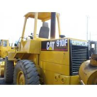 China Used Caterpillar Wheel Loader 910F on sale