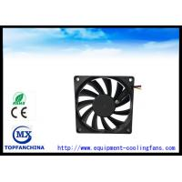 Buy cheap 80 × 80 × 15mm Computer Case CPU Cooling Fan / Radiator DC Fan In Medical Equipment from Wholesalers