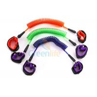 2.5 Meter Extended Length Child Anti Lost Strap For Protection Custom Colors
