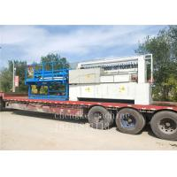 Buy cheap PLC control Cold Rolling Ribbed Rebar Mesh Welding Machine Hydraulic Pressure product