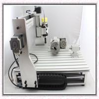 Buy cheap Newest CNC router 3040 with 4th axis product