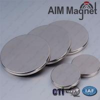 Buy cheap N42 disc strong neodymium magnets 15X3mm product