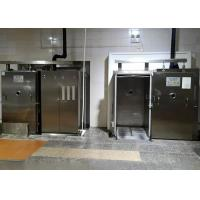 Buy cheap Automatic Control Food Vacuum Cooler High Optimal Cooling Efficiency product