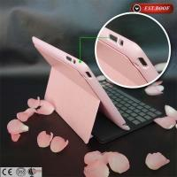 China Pink Women Bluetooth Tablet Pc Leather Case Silicone 13.3 Inch For Htc Tablet on sale