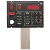 Buy cheap PCB Molex Keyboard Tactile Membrane Switch Remote Control , Customizable Keypad product