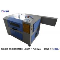 Buy cheap 80W Mini Co2 Laser Engraving Equipment For Stamp Making 600mmX400mm Working Size product