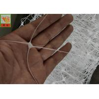Buy cheap PP Material Trellis Support Netting 10FT X 1640FT White Color 3 Years Lasting Time product