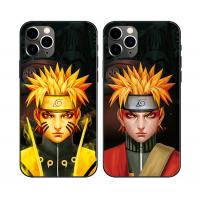 Buy cheap Black Anime 3D Lenticular Flip Phone Case For Iphone 11 product
