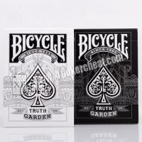 Buy cheap Plastic Bicycle Truth Garden No.03 04 Marked Playing Cards For Gambling Magic Show from Wholesalers