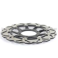 Buy cheap 6 Holes Motorcycle Brake Disc CBR1000RR CBR 1000 RR 08-15 CNC Finished For Honda product