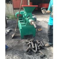 wood charcoal processing line charcoal briquette making machine hydraulic
