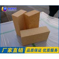 Buy cheap SK - 34 Lightweight Refractory Bricks Brown Color Fire Resistant Bricks product