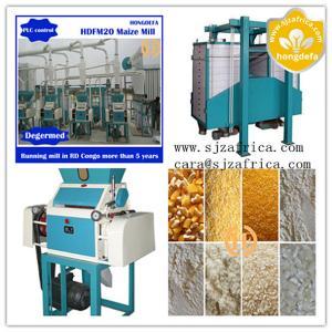 China small scale maize mill machine from China,output maize flour/posho mill machinery on sale