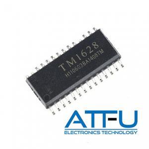 Buy cheap CMOS Process Multiple Display 3V-5V LCD Driver Chip TM1628FS product