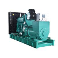 Buy cheap 60HZ 500KVA Diesel Generator Powered by Cummins Engine KTA19-G3 from Wholesalers