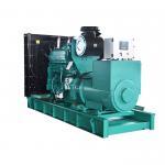 Buy cheap Prime 500KVA Cummins Diesel Generator / 400KW Diesel Generator from Wholesalers