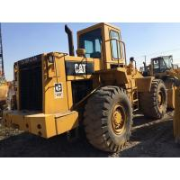 China Cat Compact Second Hand Wheel Loaders 950E , Front Loader Construction Equipment on sale