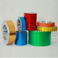 Buy cheap Coated Lacquer Aluminium Strip For Vial Seals / Flip Off Seals Manfacturer product