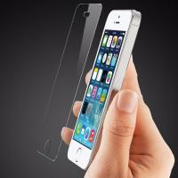 Buy cheap Scratch Resistant Smudge Free Screen Protector , Iphone 5s Glass Screen Protector Film product