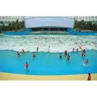 Buy cheap Artificial Wave Pool Surf Wave Machine For Children Powered By Vacuum Pump product