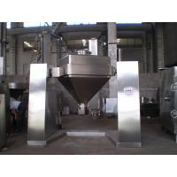 Buy cheap Square Cone Industrial Mixing Machine , Continuous Adhesive Cosmetic Mixing Equipment product