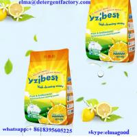 China chinese factories detergent/washing powder/washing machine tub cleaning powder on sale