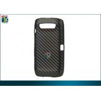 Buy cheap Red, Black, White Carbon Fiber Pu Coating Hard Cover For Blackberry Torch 9860/9850/9870 product