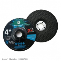 Buy cheap Grit 46 4 Inch Inox Grinding Discs For Stainless Steel product