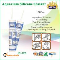 Buy cheap 300ml Waterproof Silicone Sealant / Heat Resistance Silicone Adhesive For Glass product