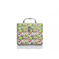 Buy cheap wholesale female pu leather square plaid cosmetic bags product