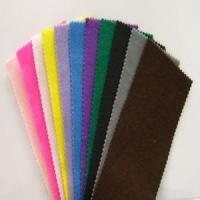 China 100% PET Needle Punched NonWoven Fabric Durability / Ventilation Water Resistance on sale