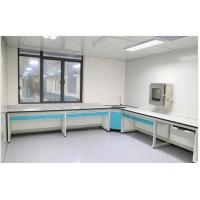 China H Frame Suspended Medical Laboratory Furniture Dental Lab Bench 12.7 Thick on sale