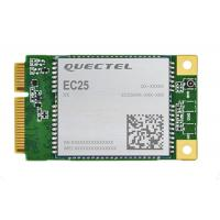 Buy cheap ROHS Approval Lte Modem Module EC25 4g Quectel LCC Mini PCIE EC25E Data Version from wholesalers