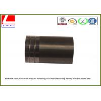 Buy cheap Metal Machined Parts CNC Stainless steel machining bush with nature color product