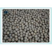 Buy cheap Dia 1'' - 6'' Forged Grinding Ball for gold mining / Grinding Media Balls from Wholesalers