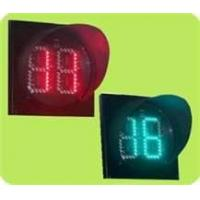 Buy cheap Countdown Die-casting Aluminum / PC LED Traffic Signal 300mm(CE ROHS) product