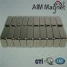 Buy cheap N48h 30x8x2mm Nickel Coating Neodymium Magnet from wholesalers